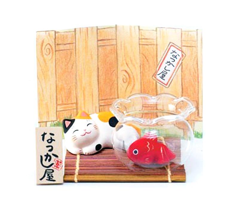 Online in Bottega, Kokeshi, Maneki neko, Chiyogami, Ciotole giapponesi
