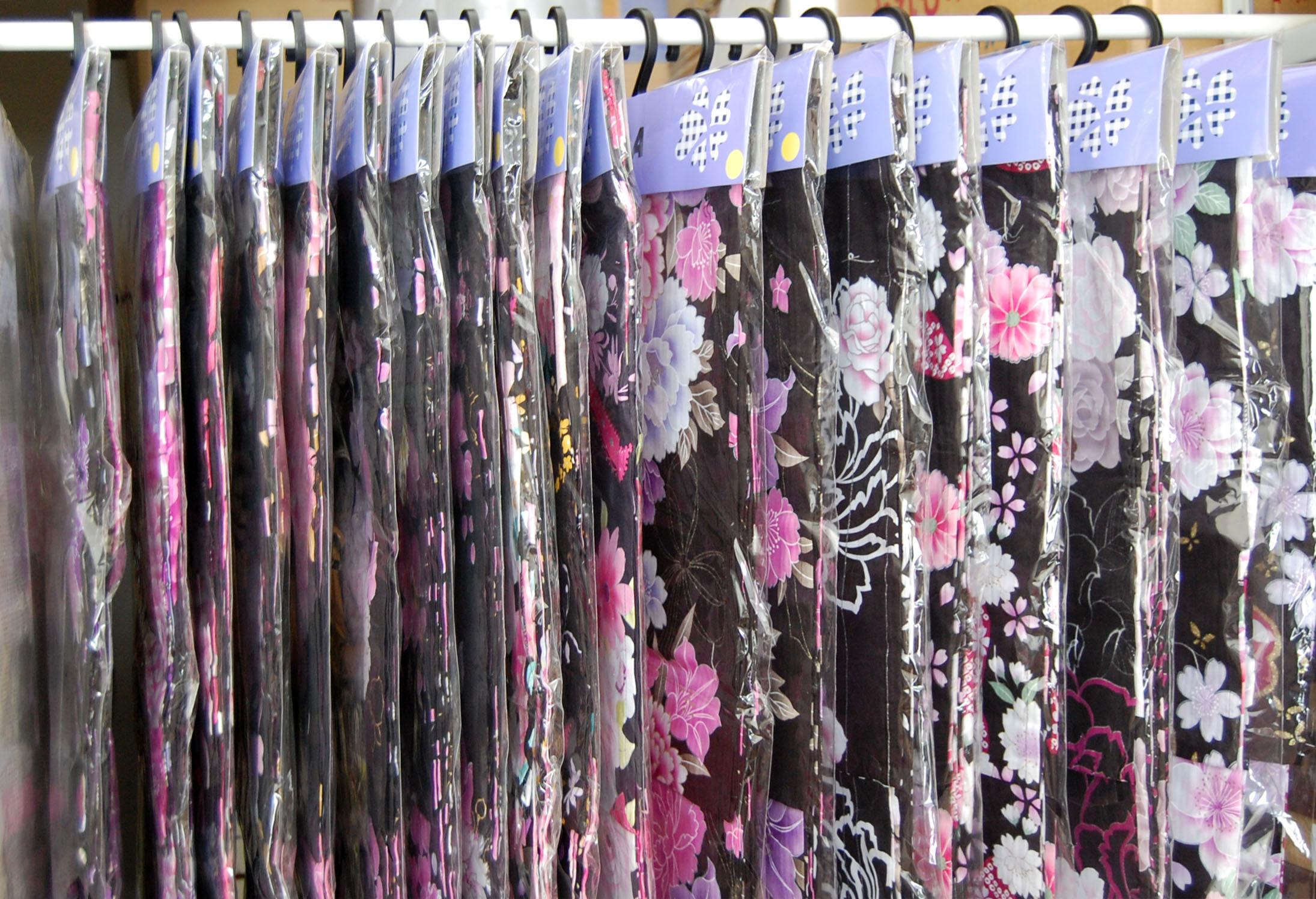 Yukata selezione abiti kimono giapponese Matsuri