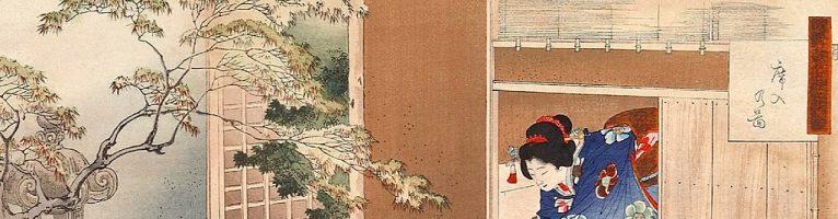 Arte della cerimonia del tè