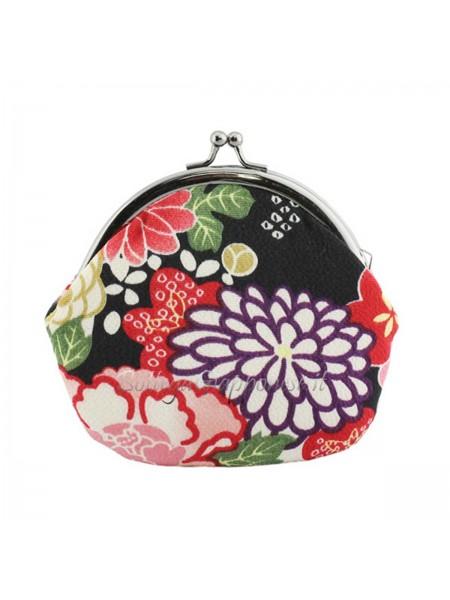 Porta monete fiori del Giappone