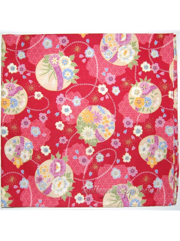 Furoshiki tradizionale temari (53x53cm)