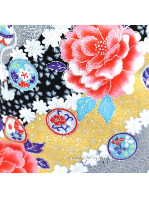 Borsetta Kinchaku temari
