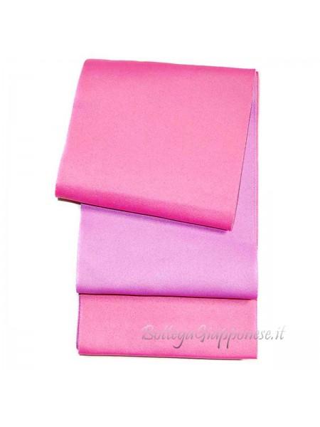 Obi cintura  rosa | lilla