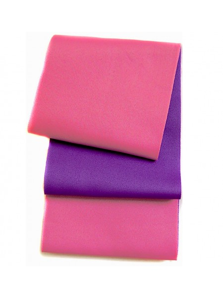Obi cintura rosa scuro | viola