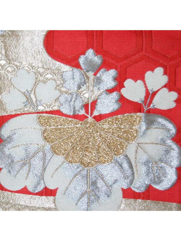 Fukuro-Obi Kikkou cintura kimono
