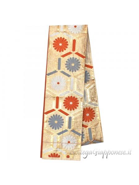 Fukuro-Obi sensu cintura kimono