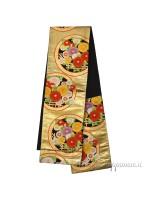 Fukuro-Obi hanaguruma cintura kimono