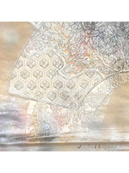 Fukuro-Obi ghin sensu cintura kimono