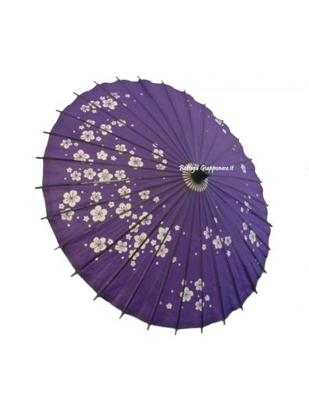 Wagasa parasole umè viola