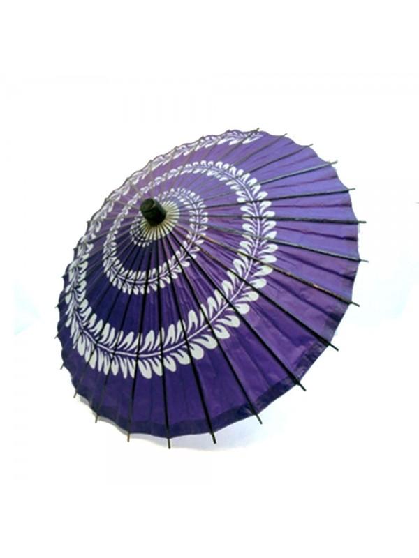 Wagasa parasole fuji viola