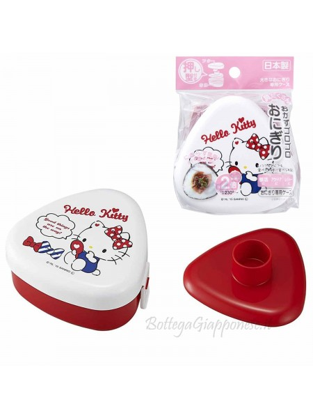 Bento e formina onigiri hello kitty