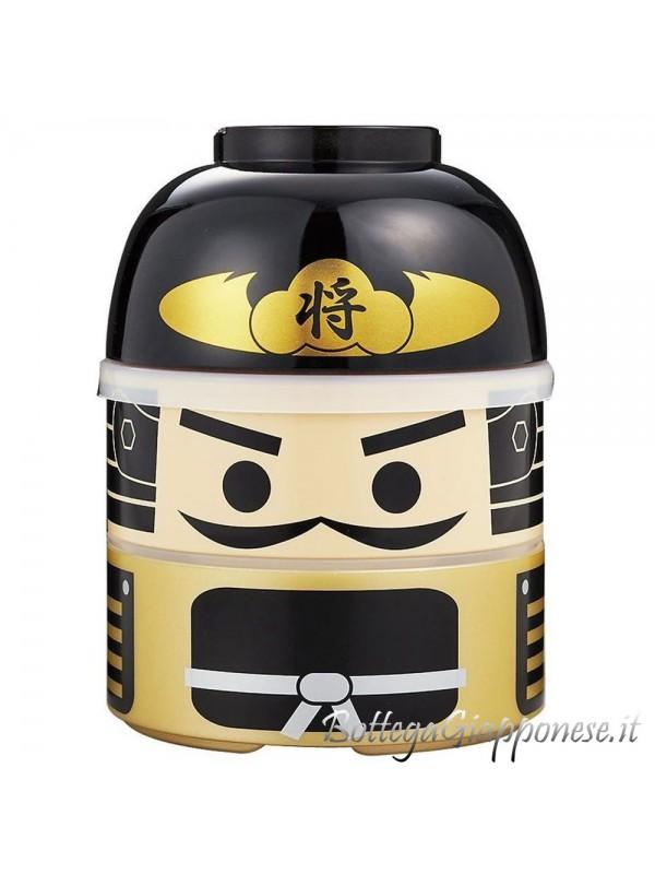 Bento kokeshi samurai Grande