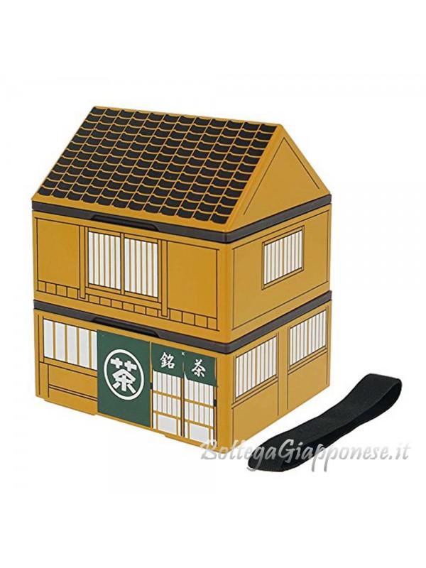 Bento box House negozio del tè