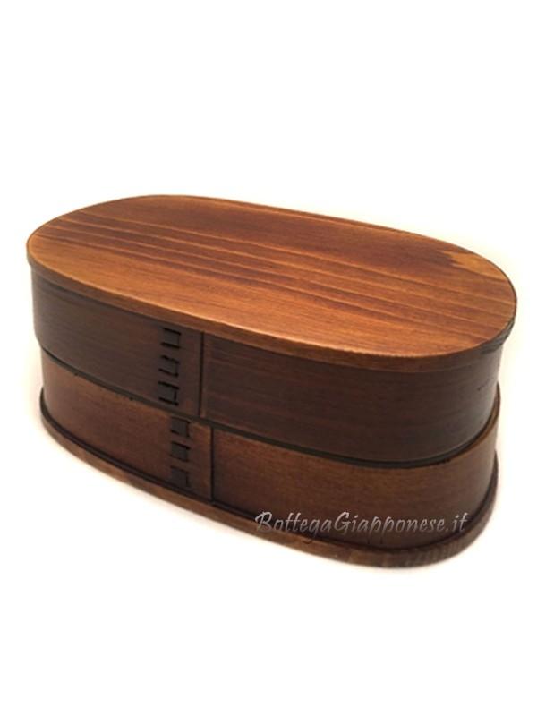 Bento box wappa vero legno