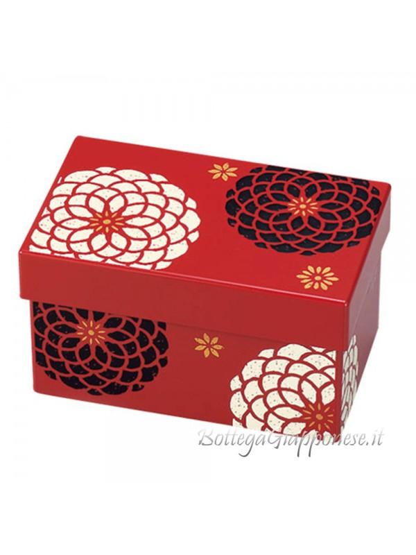 Bento box laccatura giapponese