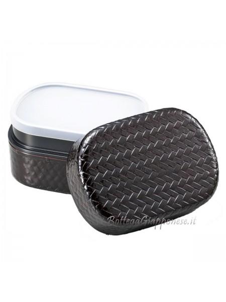 Bento lunchbox design cesto legno