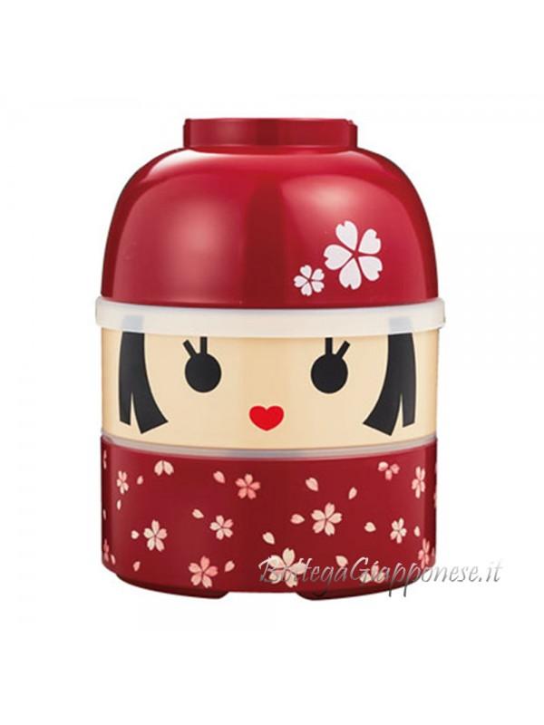 Bento kokeshi hanako Grande
