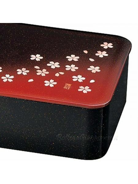Bento Akane Sakura laccate