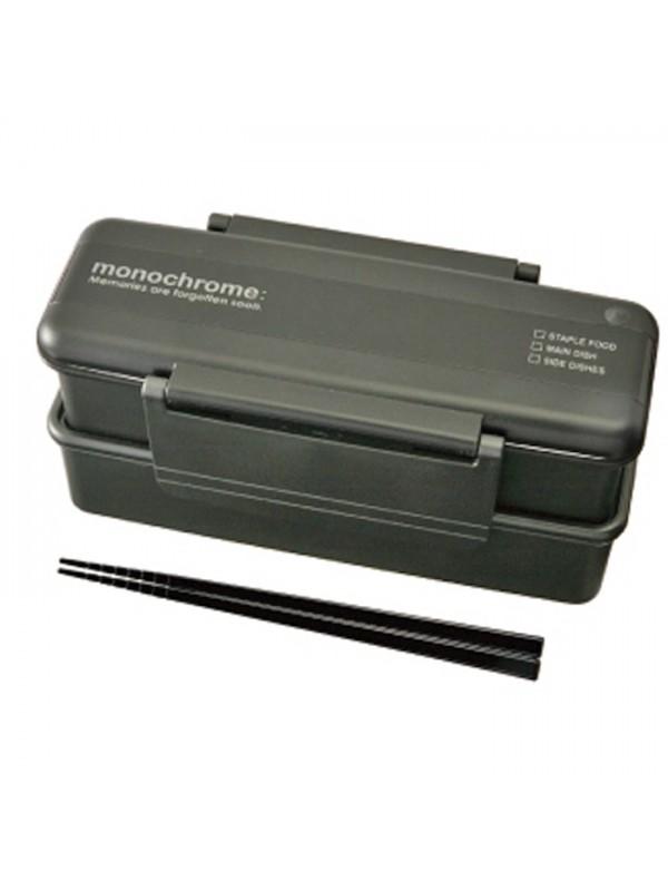 Bento monochrome borsa termica
