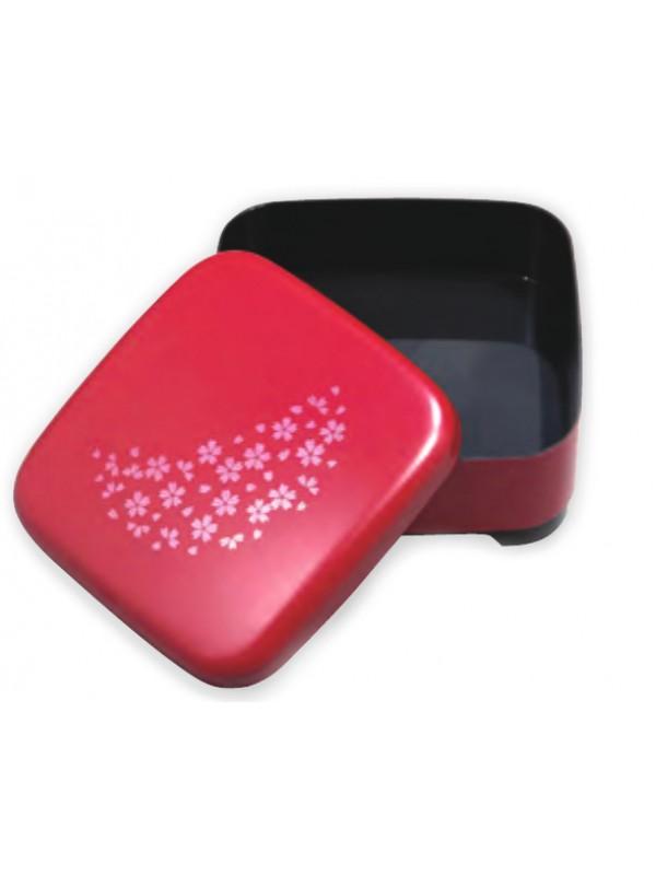 Bento Jubako sakura rosso lunchbox