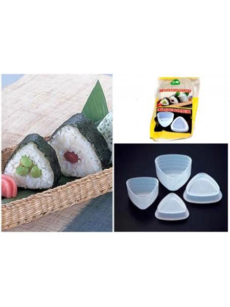 Formine per riso onigiri due misure