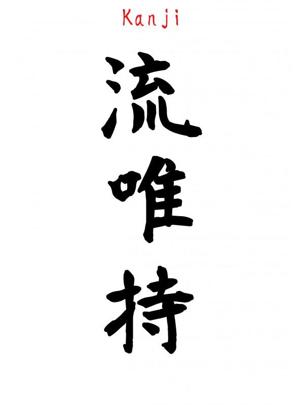 Traduzione del nome con calligrafia giapponese