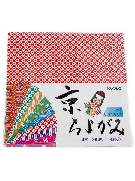 Fogli carta per Origami (48pz) mix
