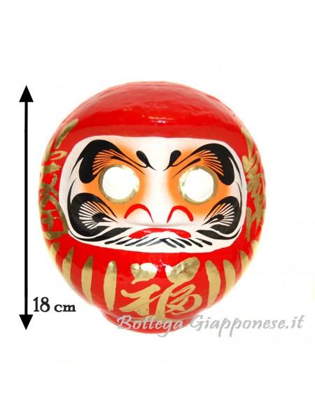 Daruma rosso 18 cm