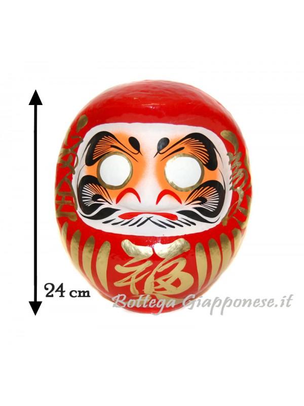 Daruma rosso 24 cm