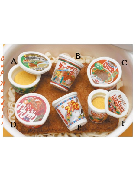 Gommine Noodles set (6pz)