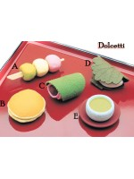 Gommine Dolcetti giapponesi