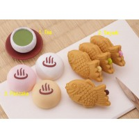 Gommine japan sweet kit (8pz)