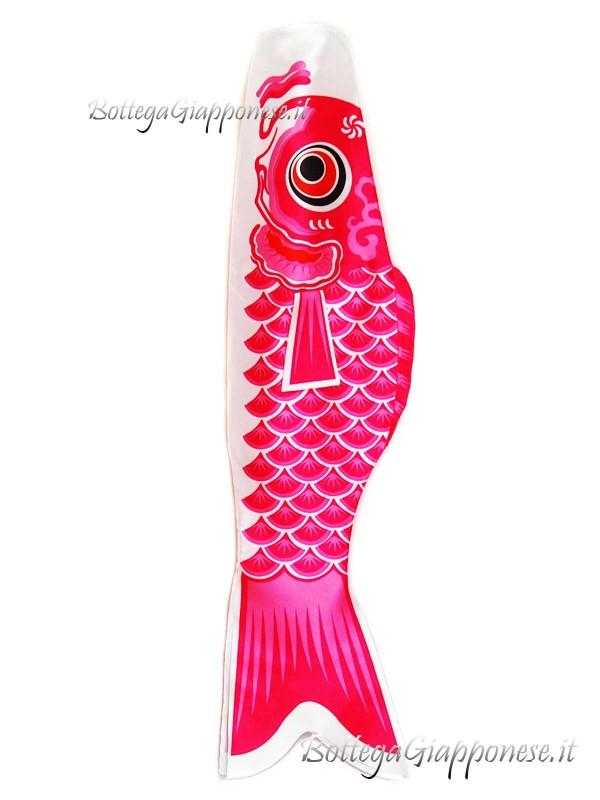 Aquilone carpa koinobori pink (70cm)