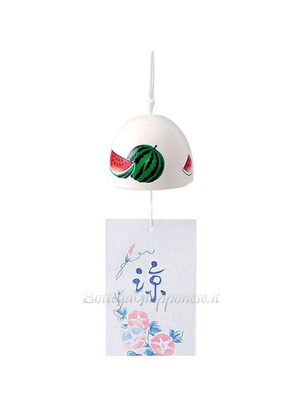 Fuurin campanella al vento decorazione suika