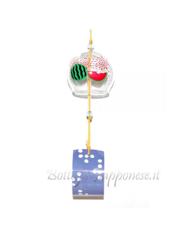 Fuurin vetro campanella suika hanabi