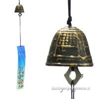 Fuurin campanella giapponese colore bronzo