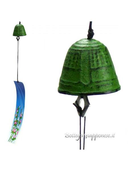 Fuurin campanella giapponese colore verde