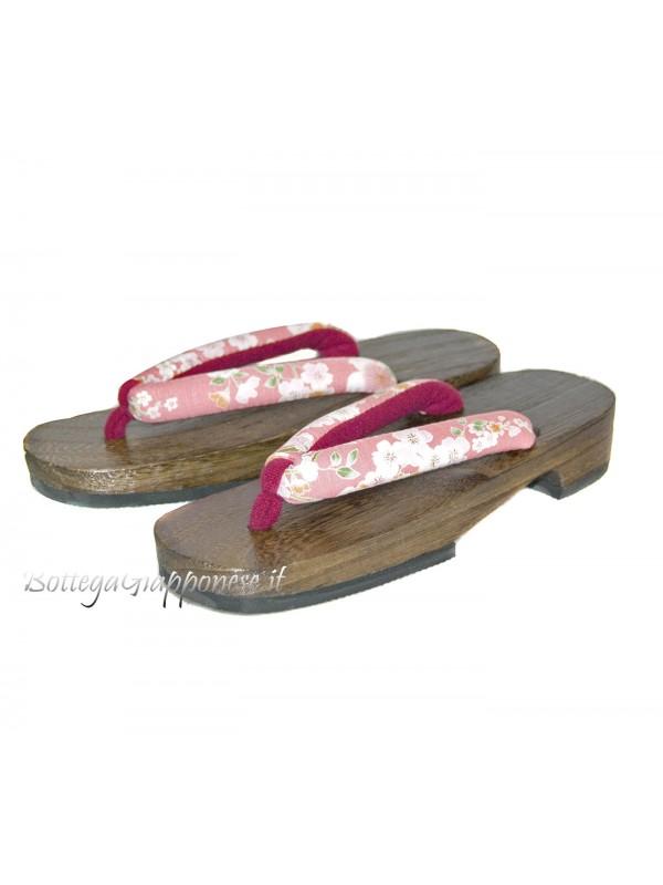 Geta Sandali sakura pink (mis. L)