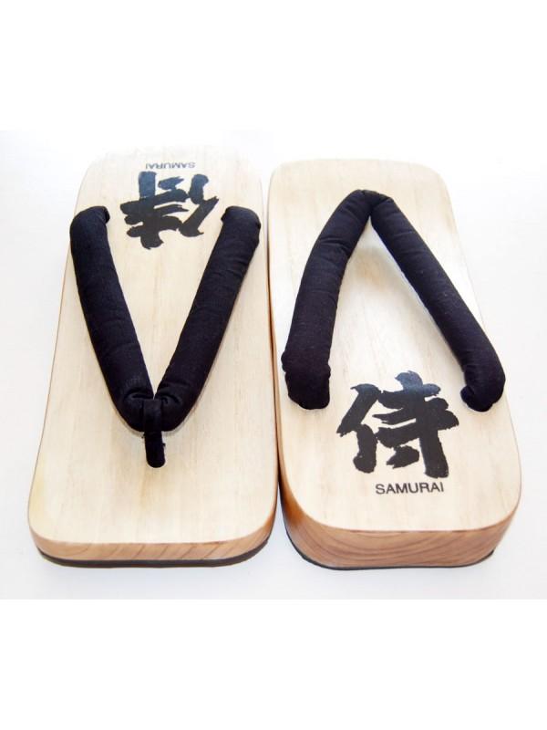 Geta infradito Samurai (size 3L)
