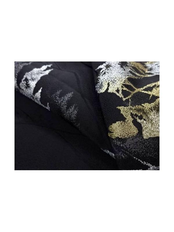 Haori giacca kimono in seta Nara