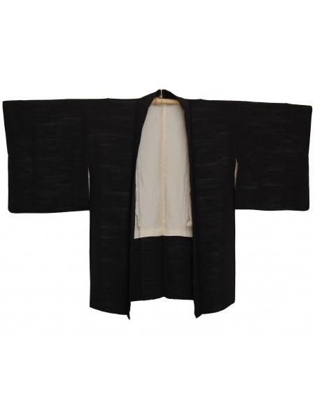 Haori giacca kimono in seta sazanami