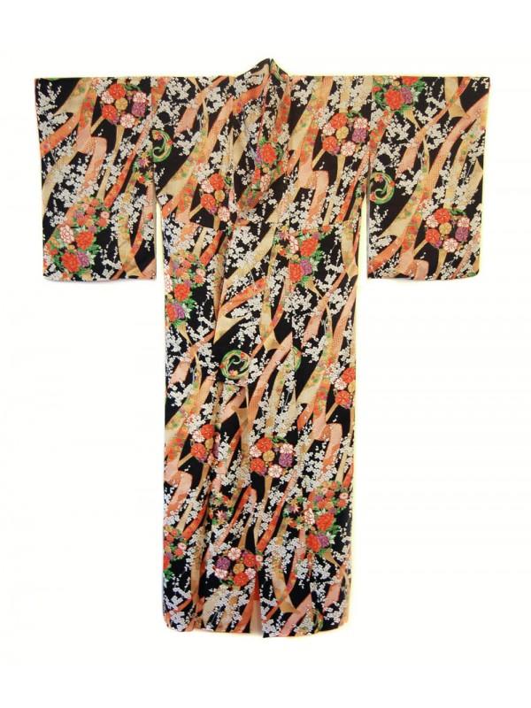 Komon seta motivo giapponese shiki