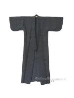 Kimono classico giapponese da uomo rombi