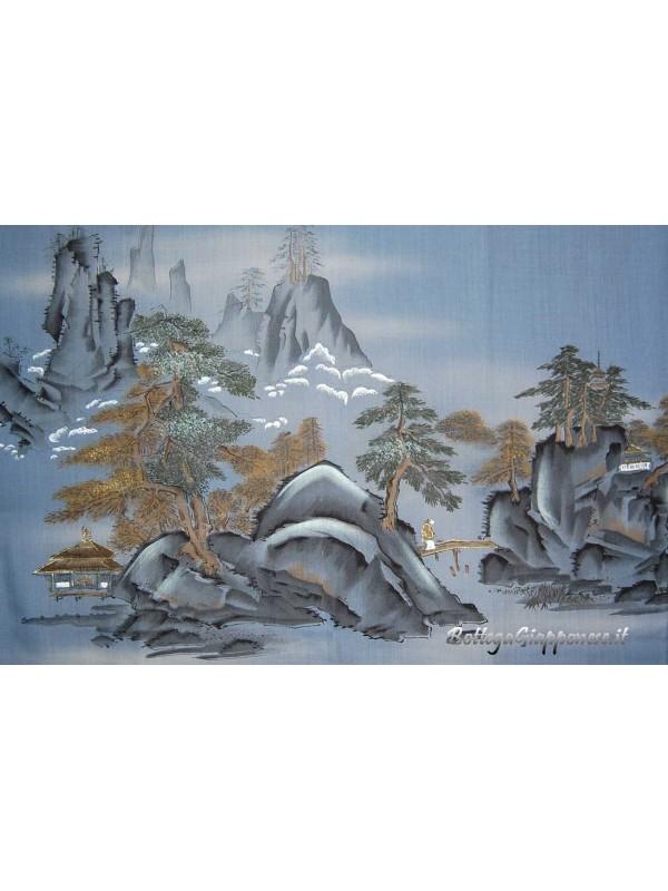 Nagajuban uomo paesaggio