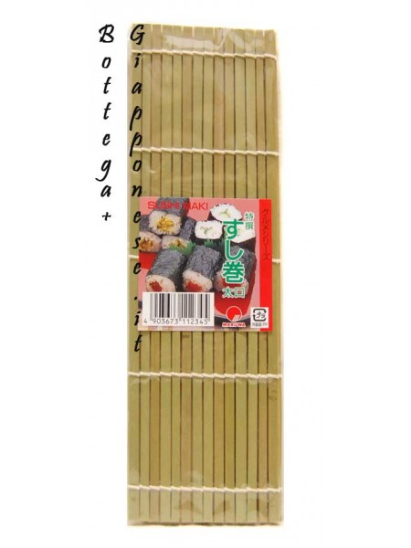 Sushi stuoia bambù