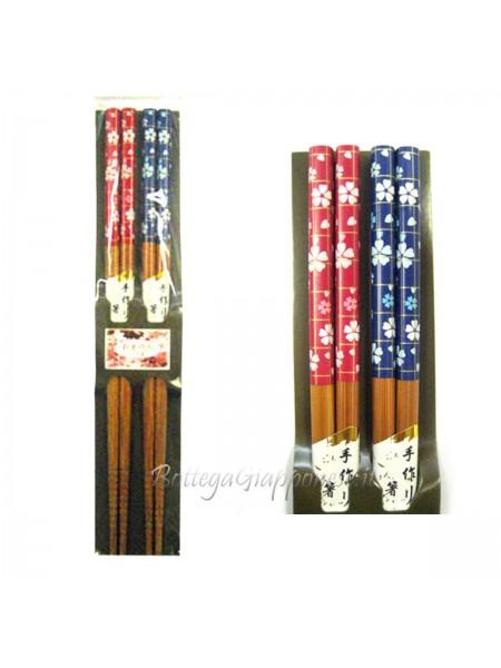 Hashi bacchette ramen set sakura fiori di ciliegio