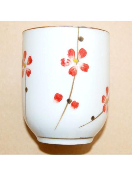 Kyusu teiera sakura set con tazze