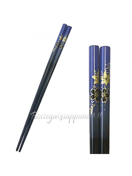 Hashi bacchette disegno hana yuzen (B)
