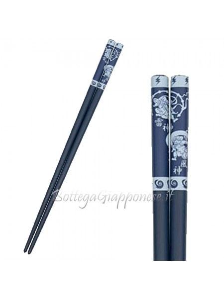 Hashi bacchette Dei Fujin raijin (B)