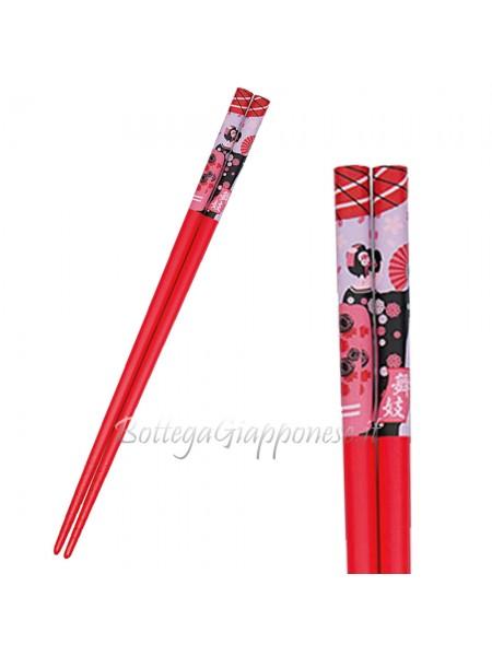 Hashi bacchette geisha (R)